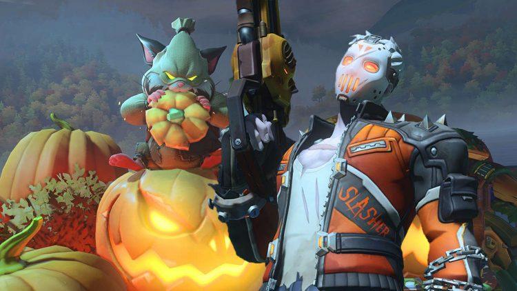 Overwatch tem evento de Halloween até o fim do mês