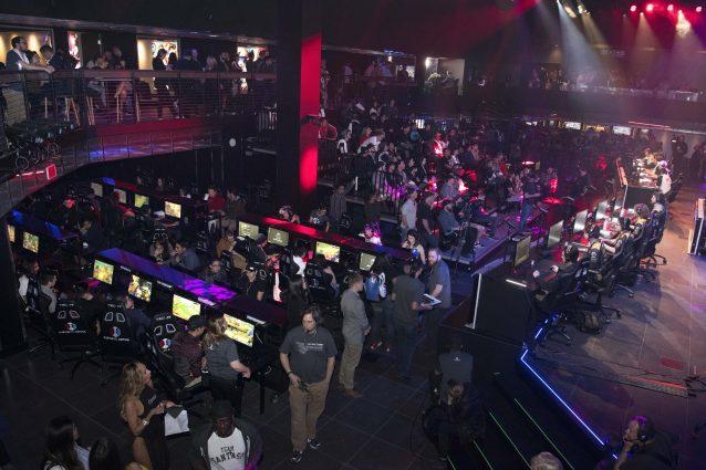 Las Vegas Especial: Visitamos o E-Sports Arena