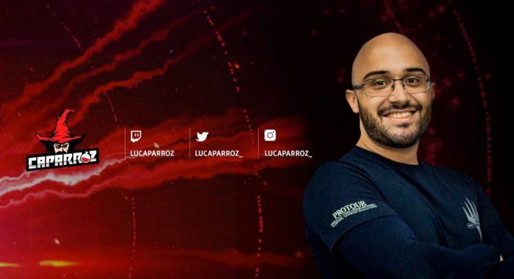Entrevista: Lucas Caparroz